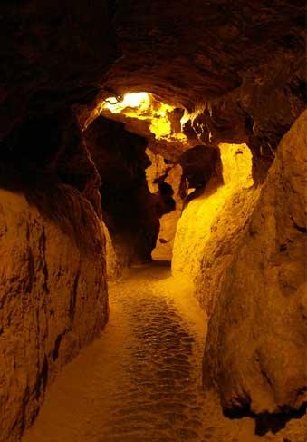 Печера в Кривче